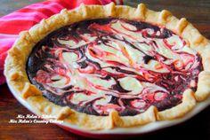 Red Velvet Pie by Miz Helen's Country Cottage