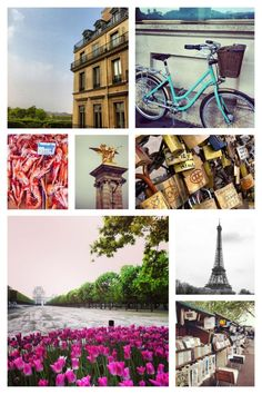Editor's blog: I Love Paris in the springtime.
