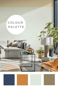 Let's talk about green colour schemes for the perfect green living room - Kitty & B