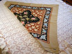 Tablecloth or Scarf - France
