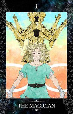 Gemini Tarots #1 The Magician