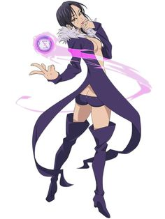 Merlin - Seven Deadly Sins Anime Seven Deadly Sins, 7 Deadly Sins, Seven Deadly Sins Gluttony, Manga Sexy, Manga Anime, Female Characters, Anime Characters, Character Art, Character Design