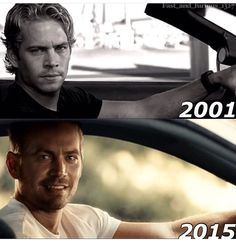 Paul Walker as Brian O'connor