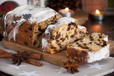 There is no single dish that defines a Texas Christmas. But some jumble of deep-fried turkey, German or Czech bread, fruitcake, and tamales should do it. Cookie Recipes, Dessert Recipes, Desserts, Best Christmas Cookies, German Christmas, Dessert Bread, Rum, Banana Bread, Sweets