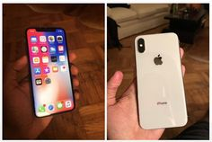 iPhone X bocor di media online