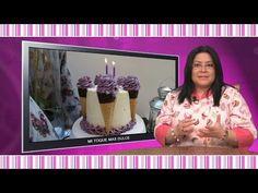 ¿Por qué una tarta que se hunde en el centro? - YouTube