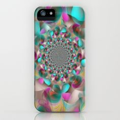 Festive iPhone & iPod Case by lillianhibiscus - $35.00