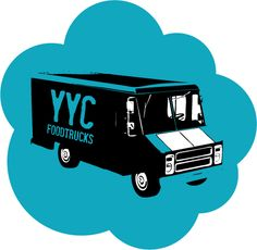 YYC Food Trucks to Revolutionize Calgary Street Food! Pastry Chef, Cool Logo, Rocky Mountains, Calgary, Street Food, Great Recipes, Crowd, Canada, 3d