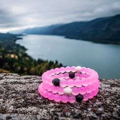Pink Lokai Bracelet Pink Lokia Bracelet in All Sizes S,M,L,XL.. ‼️100% Authentic‼️ Bundle Discount is Available✔️Buy More 3 or More and Get 15% Off Check My Closet For More Colors Lokai Jewelry Bracelets