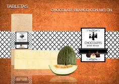 Te presentamos la tableta de chocolate blanco elaborada a mano con las mejores materias primas unido al sabor del melón exótico. Dulce y fresco a su vez,, creando una mezcla de sabores únicos al paladar. Mínimo cacao 29% Sin gluten.