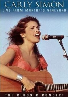 Live from Martha's Vineyard : Carly Simon