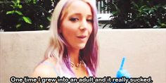 jenna marbles i hate being grown up
