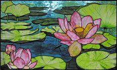 Lotus   Robert Oddy <3<3<3FABULOUS GLASS ART<3<3<3