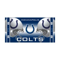 Indianapolis Colts NFL Beach Towel (30x60)