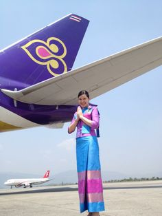 30+ Best Thai Airways Cabin crew images | thai airways, cabin crew, crew