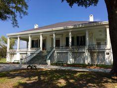 Beauvoir, final home of Jefferson Davis.