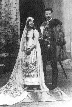 Conde Karolyi de Nagy Karoly & Princesa Maria Magdalena Windisch - Graetz
