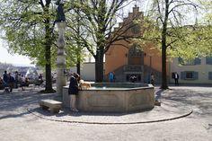 Lindenhof Brunnen