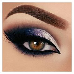 Eye Makeup ❤ liked on Polyvore featuring beauty products, makeup, eye makeup and eyes