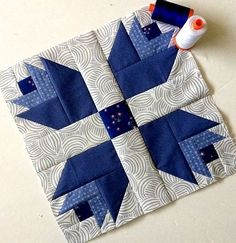 Dutch Treat Quilt block