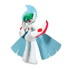 Mega Gallade Poké Plush (Large Size) - 10