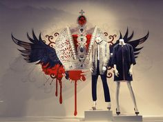 Moscow show window | Gabriela Salgueiro Acevedo // illustration and design