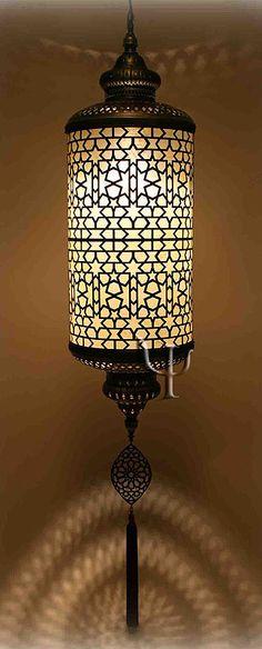 #ceramic #lamps http://www.enjoyistanbul.com/Catalog/Products/Index/42187/ottoman-ceiling-lamp#!Bilginet