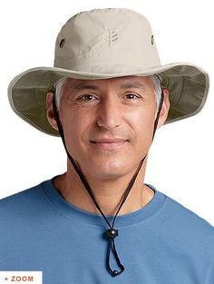 Shapeable Wide Brim Hat  Sun Protective Clothing - Coolibar I hate when my  neck and b0274a16be3
