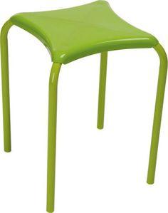Stapelhocker in Grün  - flexibel und praktisch