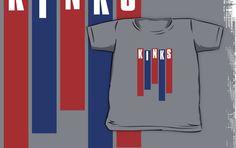 The Kinks v.2 by Kodi  Sershon