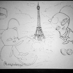 #wip #fanart  Ready #sketch :) . #cutiepix #Cutiepixdesign #anime #manga #skizze #art #doodle #ladybug #miraculousladybugandcatnoir #miraculousladybug #miraculous #tikki #plagg #tikkixplagg #catnoir #miraculousfanart #ladybugfanart #animedrawing #mangadrawing #animedraw #mangadraw #animeart #mangaart #animedoodle #mangadoodle #animesketch #mangasketch