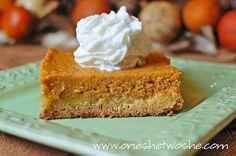 "Pumpkin Butter Cake ~ ""Or so she says..."" Blog"