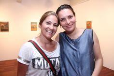 Natália Frisoli e Antonieta Eid