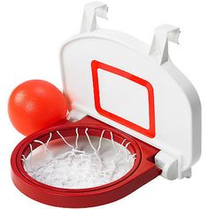 American Plastic Toys Basketball Backboard Set
