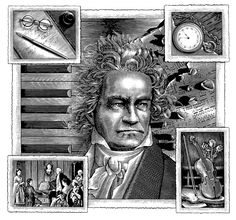 The Historical Illustration Collection by Steven Noble on Behance