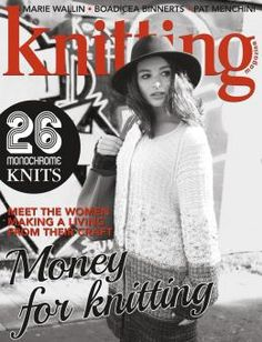 Knitting Nr. 163 - January 2017 | Martinas Bastel- & Hobbykiste