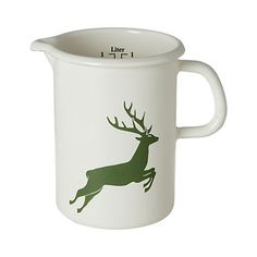 Prancer Measuring Jug