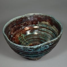 Anne Junsjö - Swedish Contemporary Potter / ceramic artist. Amazing colors!