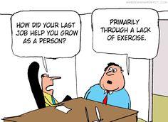 Falta de ejercicio