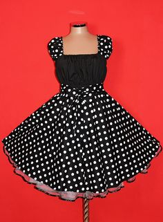 cute rockabilly dress