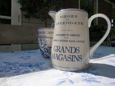 GreenGate stoneware Grands Magasins by www.originated-shop.eu
