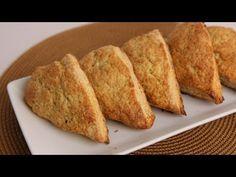 Vanilla Bean Scones Recipe| Laura in the Kitchen