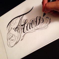 Hand Type Vol. 8 on Behance
