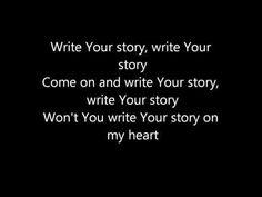 ▶ Francesca Battistelli - Write Your Story lyrics - YouTube
