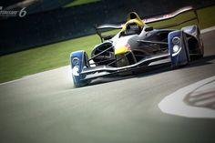 O jogo inclui dois carros da Red Bull e um modo de aprendizado com o corredor Sebastian Vettel.