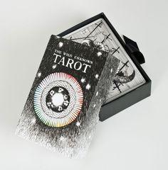 wild unknown tarot deck NOT EM's Tarot Deck, but would suffice for reveurs.
