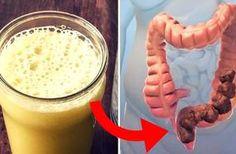 Como limpar o intestino naturalmente das TOXINAS e PERDER PESO com esta bebida !!!