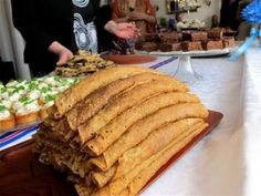 Cinnamon Rolls, Crepes, Bread, Cake, Desserts, Iceland, Food, Meals, Tailgate Desserts