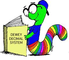 Dewey decimal day in December...truth be told, it's not my favorite classification system, but it will do in a pinch! ;)