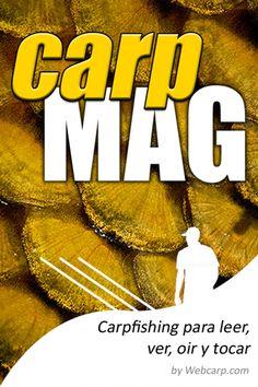 CarpMAG, Carpfishing Magazine by Webcarp